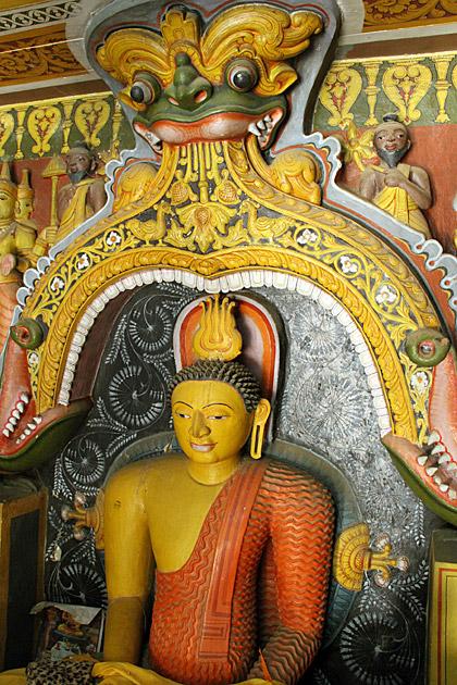 Buddha Dragon