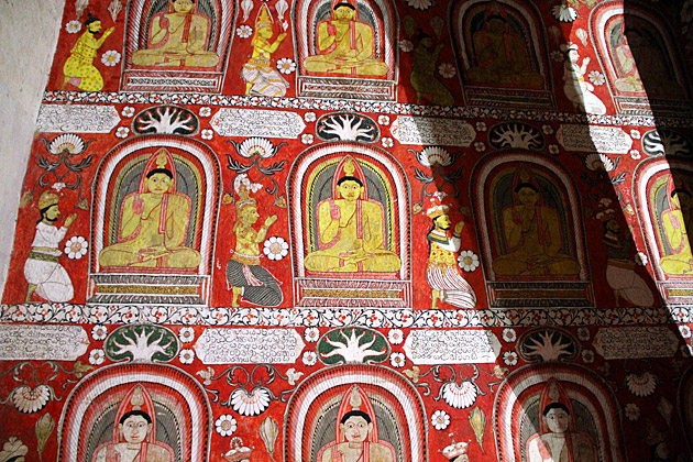 Buddhist Wall Paper