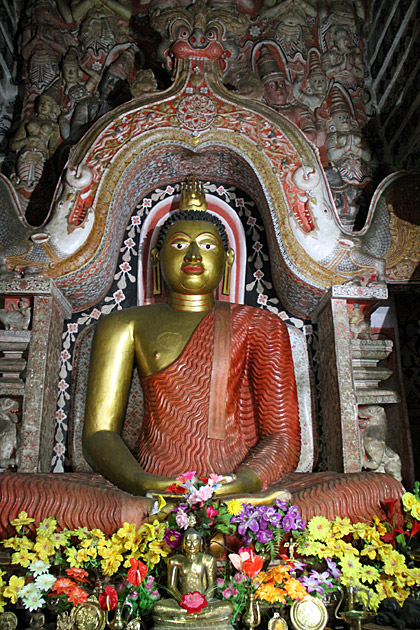 Lankatikale-Buddha