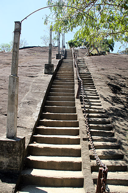 Lankatikale-Stairs