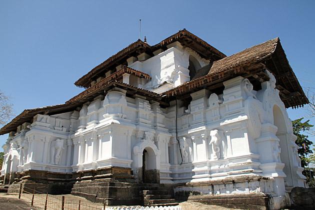 Lankatikale-Temple