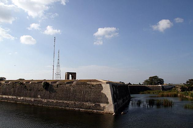 Forts in Sri Lanka