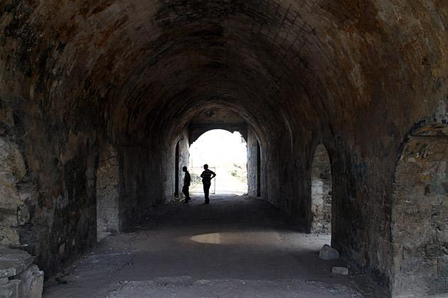 Tunnel of War