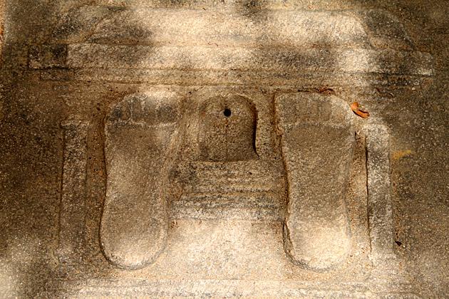 Monk Toilet