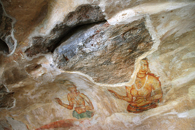 Ancient Art Sri Lanka