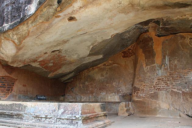 Caves Sigiriya