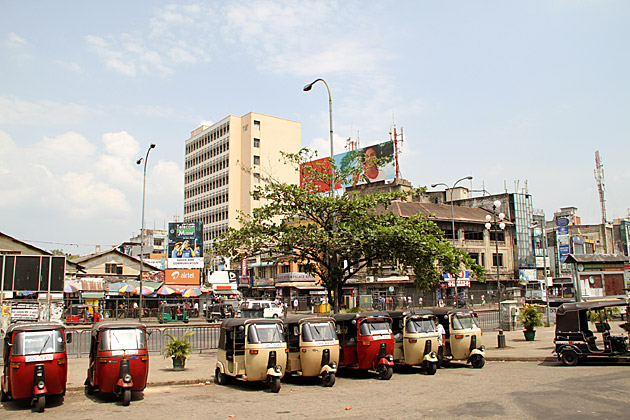 Sri Lanka Tuk Tuk